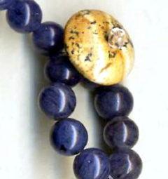 Blauquarze sind Glücksteine